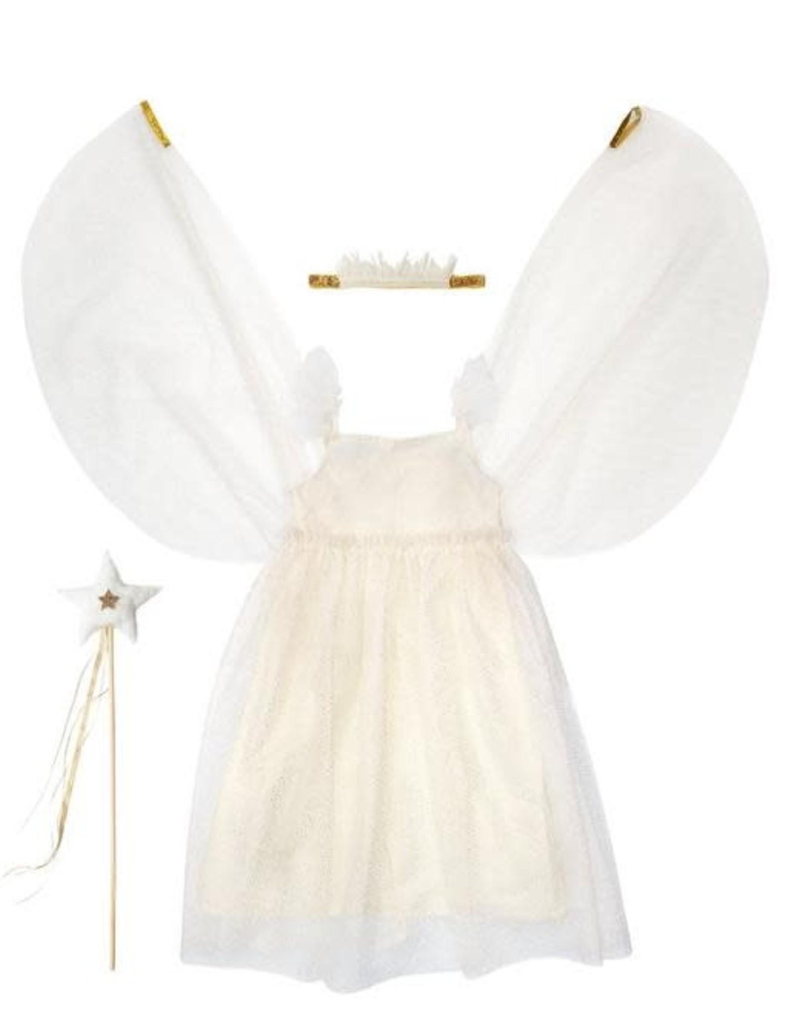 Meri Meri White Tulle Fairy Dress Up 5-6 Years