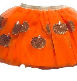 Sparkle Sisters Pumpkin Tutu