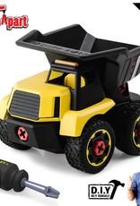 Stanley Jr Take a Part Dump Truck