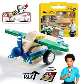 Stanley Jr Pull Back Airplane Kit
