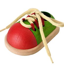 Plan Toys Tie-Up Shoe