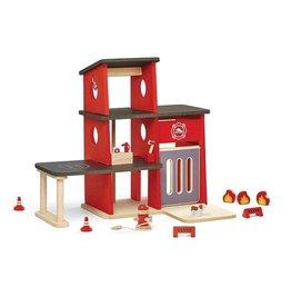 Plan Toys Fire Station Plan Toys