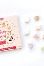 Feeling Smitten Sugar Cube Bath Advent Calendar