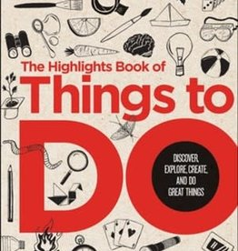 Penguin Random House Highlights Book of Things To Do