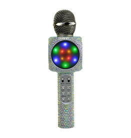 Wireless Express Bling Karakoke Microphone
