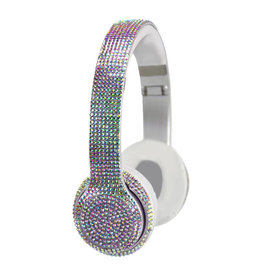 Wireless Express Bluetooth Bling Headphone Iridescent