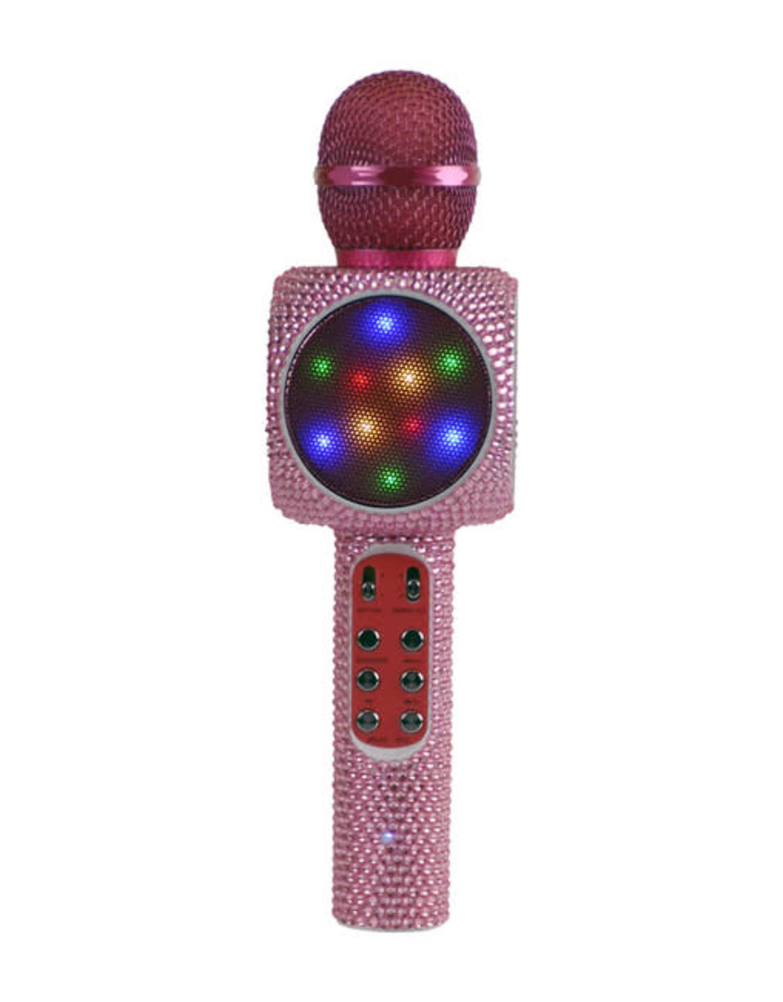 Wireless Express Bling Karakoke Microphone