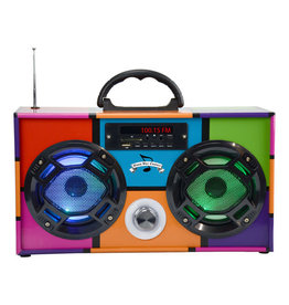 Wireless Express Mini Boom Box