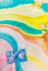 Feeling Smitten Treat Yo' Elf Rainbow Bath Bar