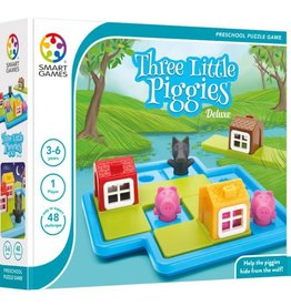 Smart Toys Three Little Piggies- Deluxe