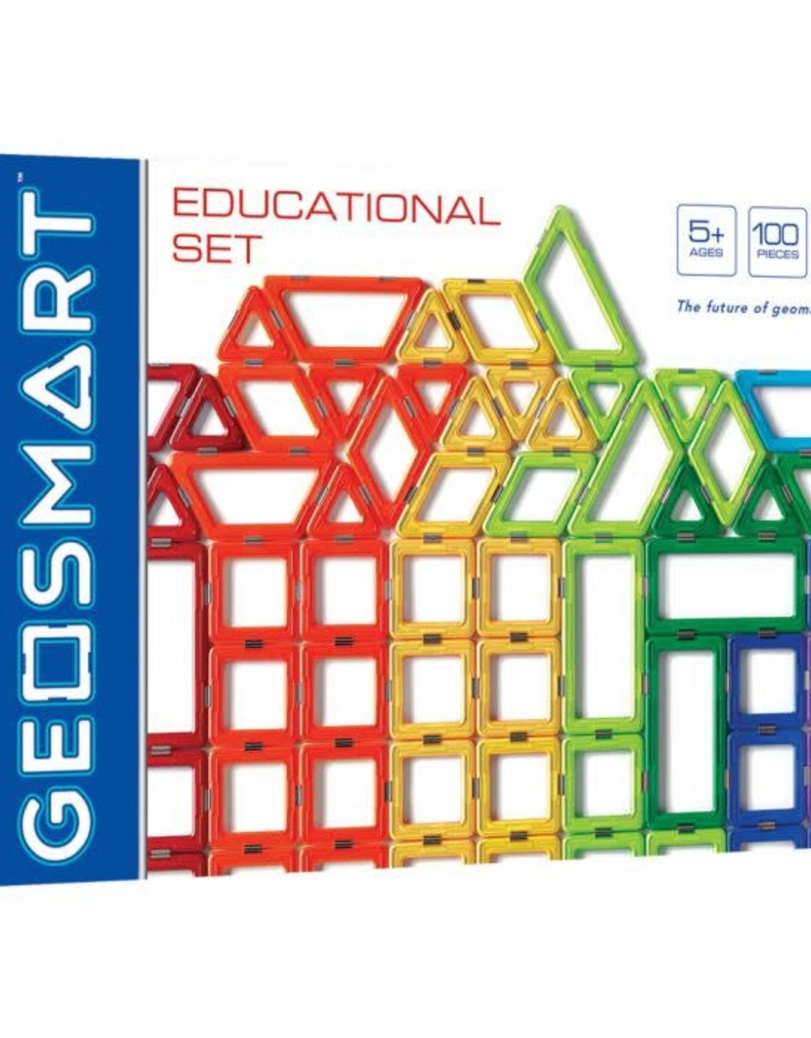 GeoSmart GeoSmart Education Set 100pc