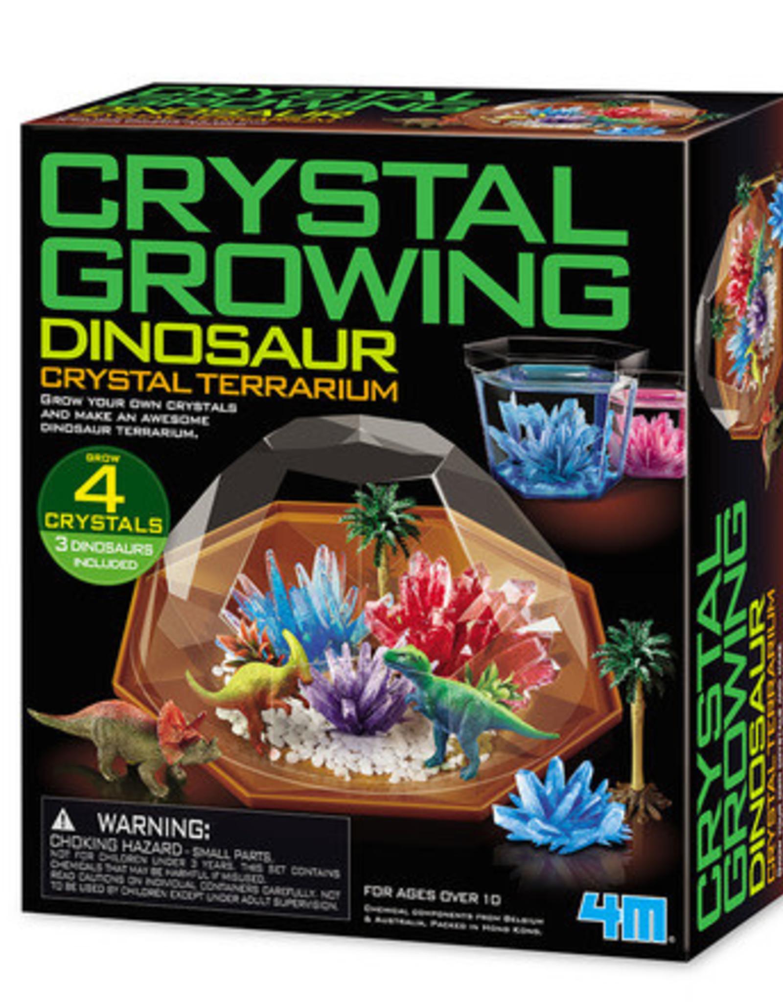 Toysmith Dino Crystal Terrarium The Toy Store