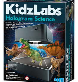 Toysmith Hologram Science