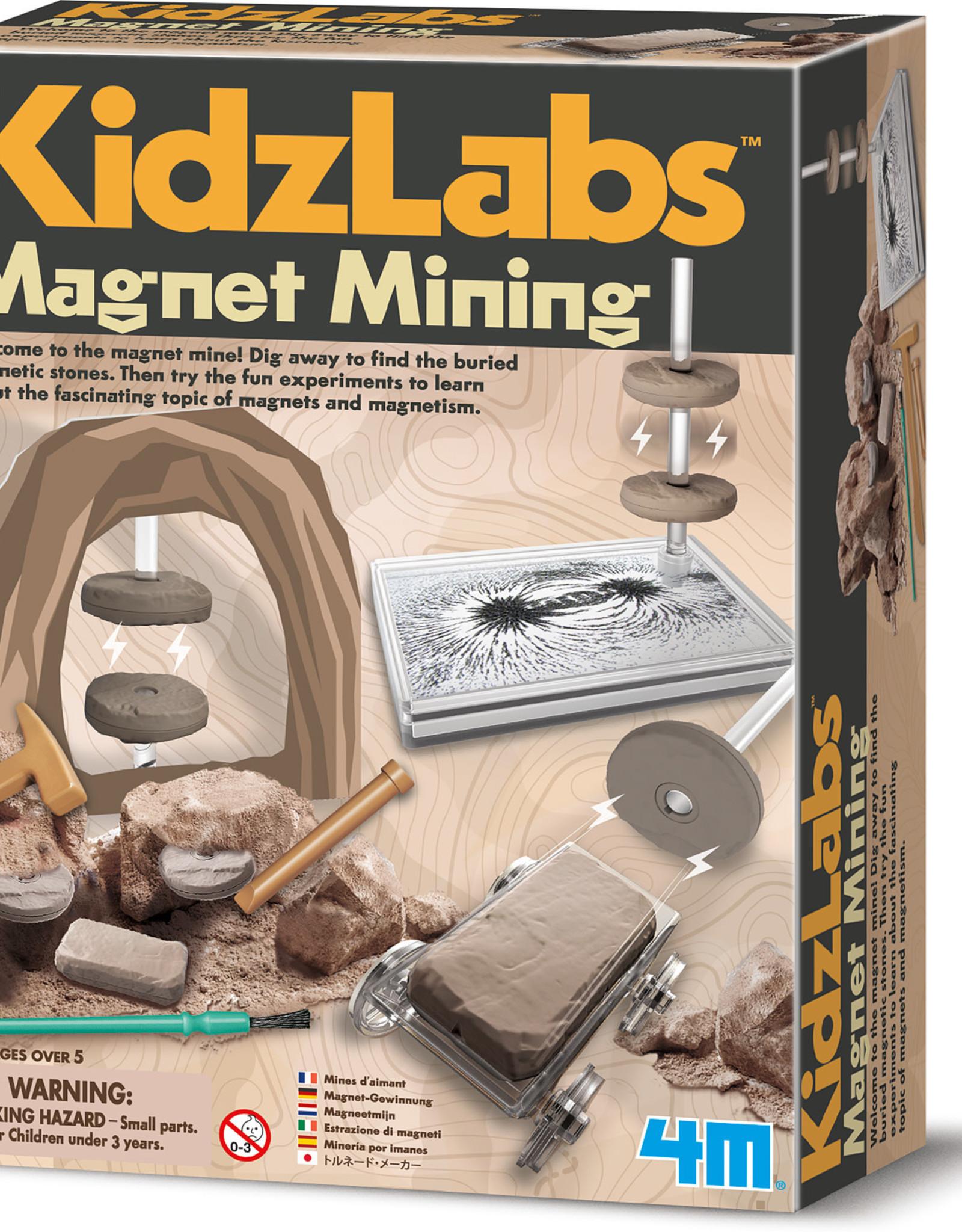 Toysmith Magnet Mining