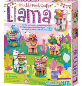 Toysmith Mould And Paint Llama