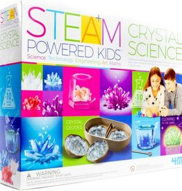 Toysmith STEAM Deluxe Crystal Science