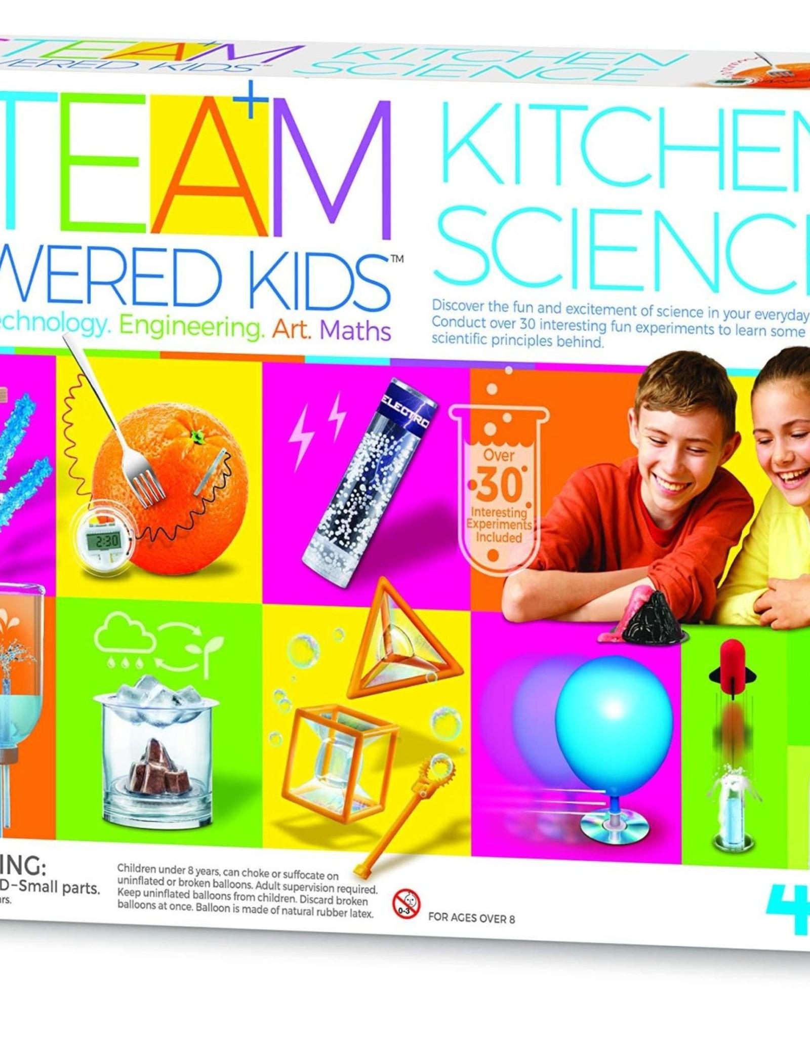 Toysmith STEAM Deluxe Kitchen Science
