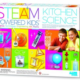 Toysmith STEAM Deluxe Kitchen Science