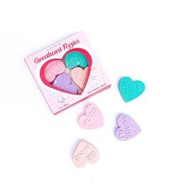 Feeling Smitten Valentine Sweetheart Fizzies Giftset