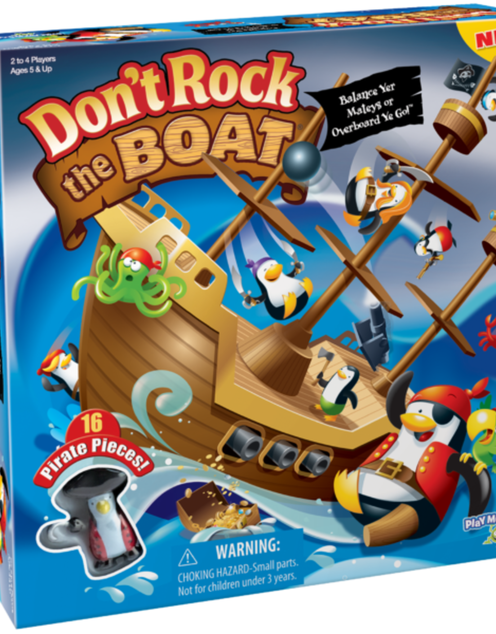 PlayMonster Don't Rock The Boat