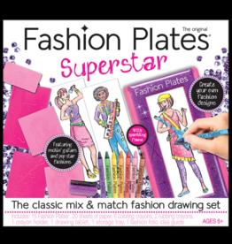 PlayMonster Fashion Plates Super Star