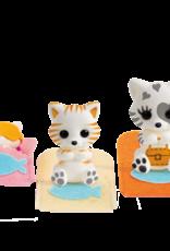 PlayMonster Fuzzikins Craft Cozy Cats