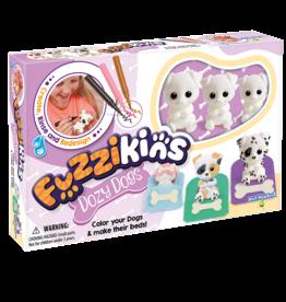 PlayMonster Fuzzikins Craft Cozy Dogs