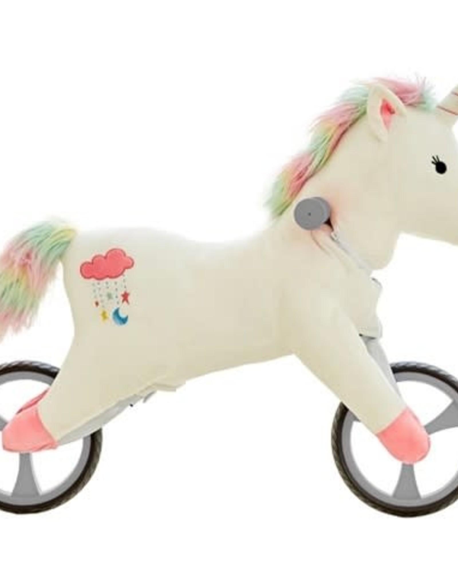 Asweets Unicorn Balance Bike