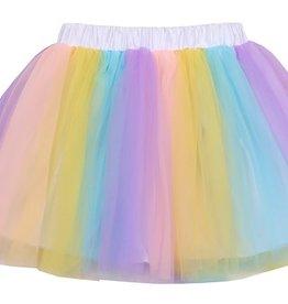 Sparkle Sisters Pastel Rainbow Tutu