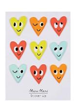 Meri Meri Happy Heart Puffy Stickers