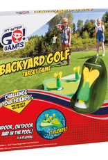 Toysmith Backyard Golf Target Game