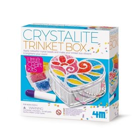 Toysmith Crystalite Trinket Box