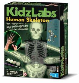 Toysmith Glow Human Skeleton