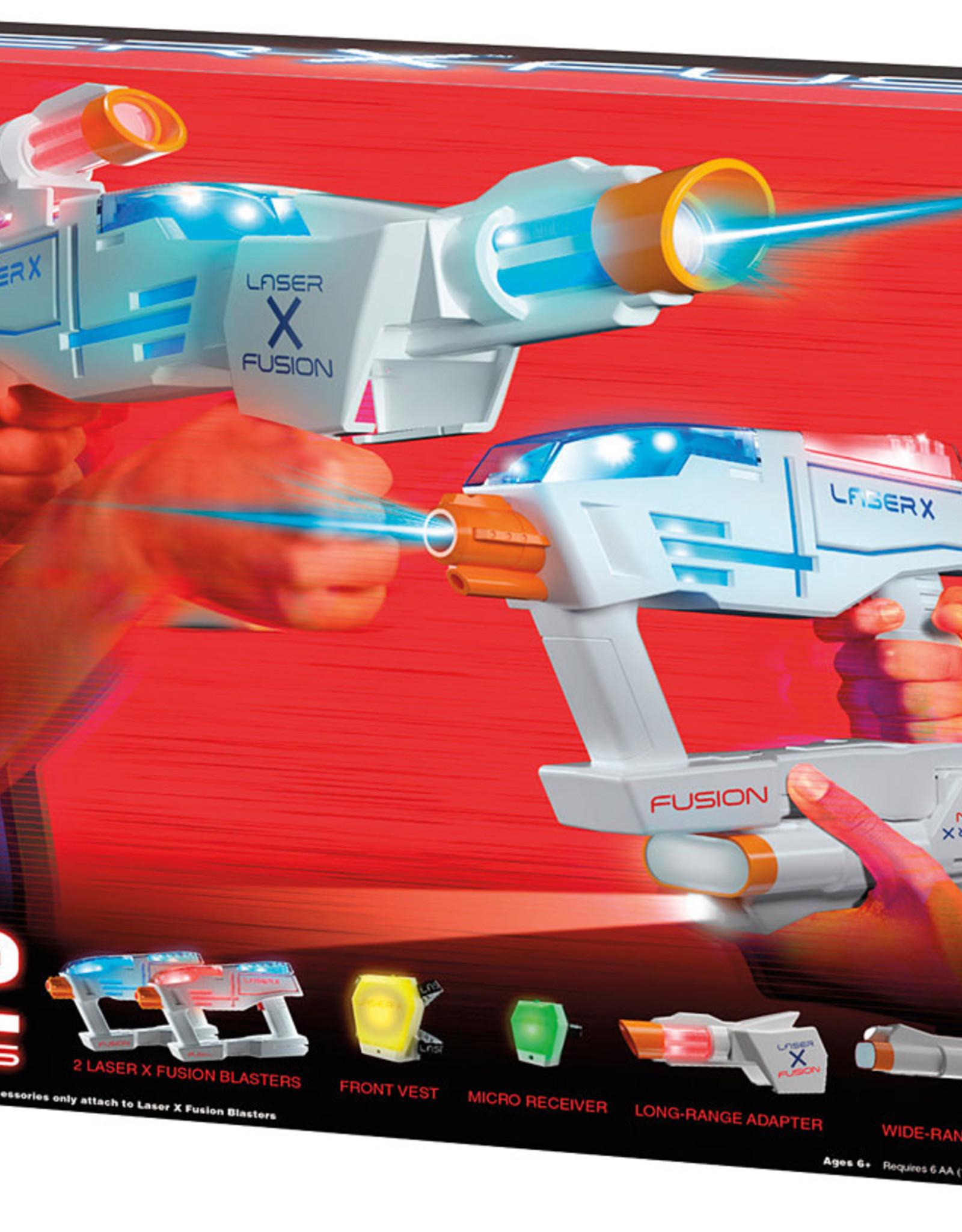 Toysmith Laser X Fusion