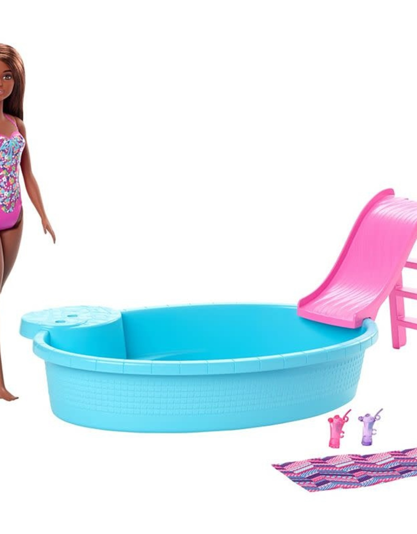 Mattel Barbie Doll and Playset