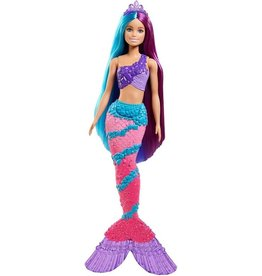 Mattel Barbie Dreamtopia Mermaid Fantasy Hair