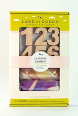 Land of Dough Learning Numbers Kit