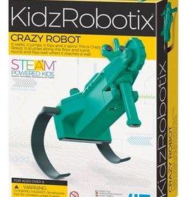 Toysmith Crazy Robot