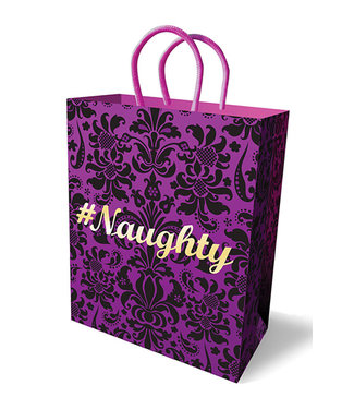 Hashtag Naughty Gift Bag