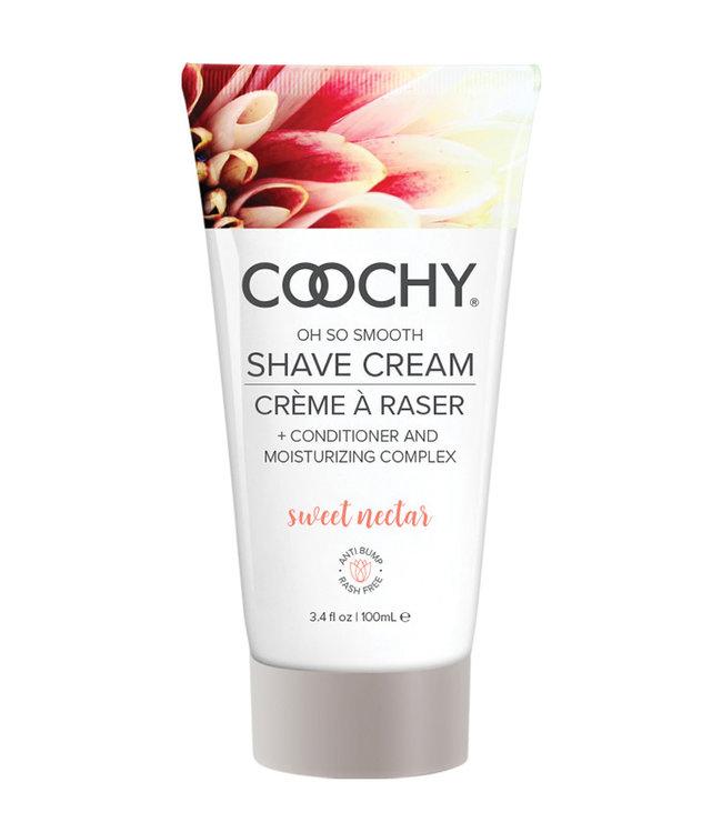 Coochy Shave Cream Sweet Nectar 3.4oz