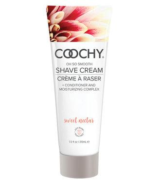 Coochy Shave Cream Sweet Nectar  7.2oz