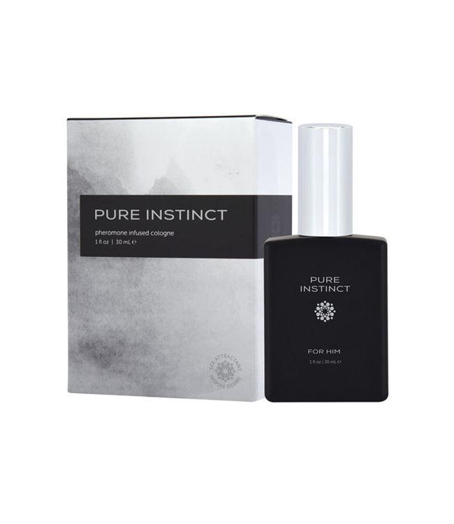 Pure Instinct Sex Attractant Cologne Man 1oz