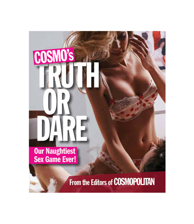 Cosmo's Truth or Dare New Edition 120 Playing Cards