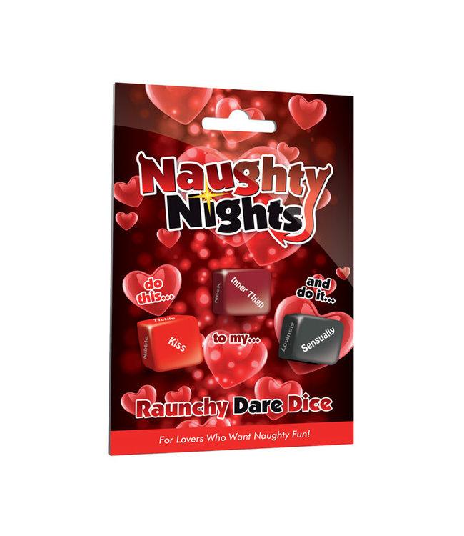 Naughty Nights Dare Dice