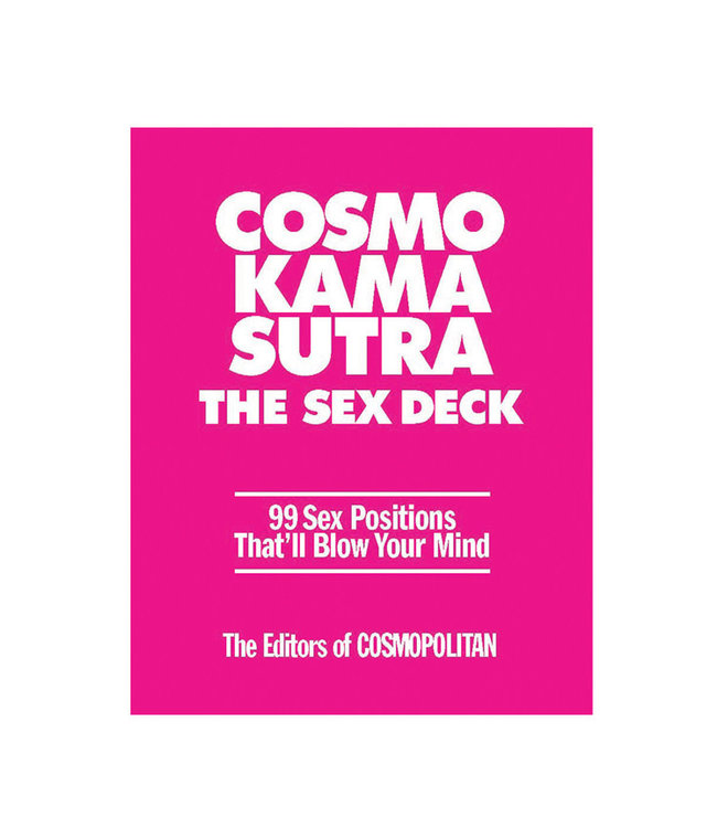 Cosmo Kama Sutra: The Sex Deck