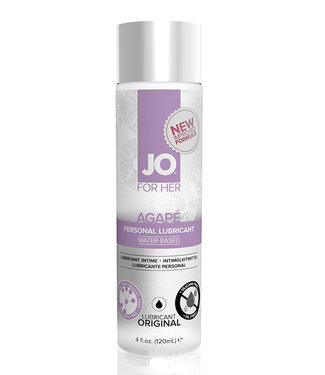 JO For Her Agapé Original Lubricant 4oz
