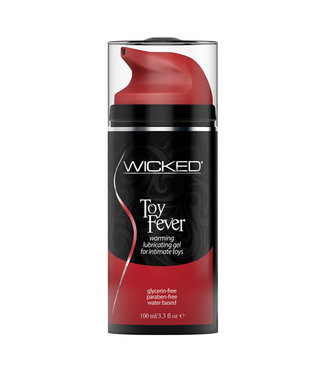 Toy Fever Waterbased Warming Lubricant 3.3 oz