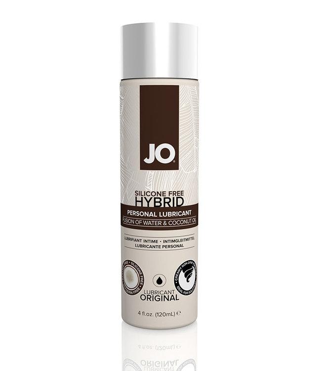 JO Hybrid Coconut Oil Lubricant 4oz