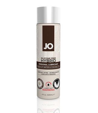 JO Warming Hybrid Coconut Oil Lubricant 4oz