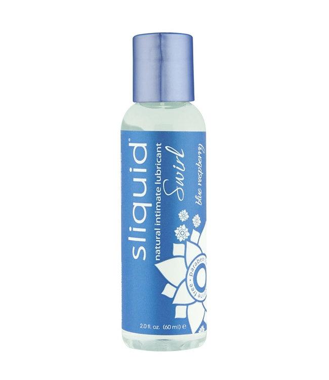 Sliquid Swirl Blue Raspberry 2oz